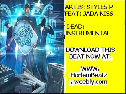 Product picture Jada Kiss - Feat: styles p Instrumental $1
